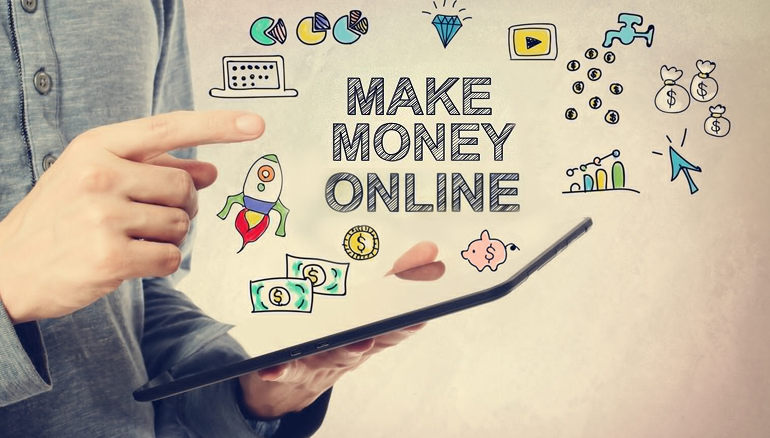 Make Money Online Using Blog