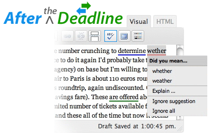 after the deadline