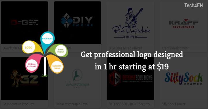 Design Logo In 60 Minutes