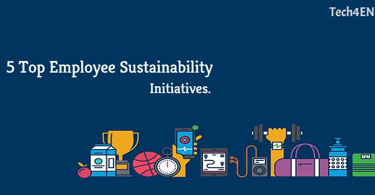employee sustainability initiatives