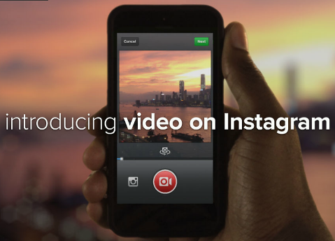 instagram video feature