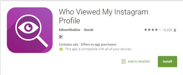 who viewed profile