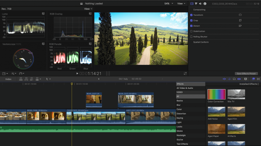 10 Best Free Video Editing Software for PC and MAC OS - Tech4EN