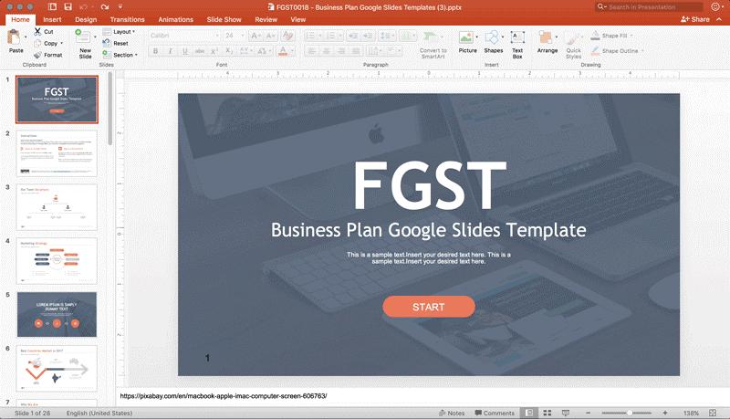 free google slide templates