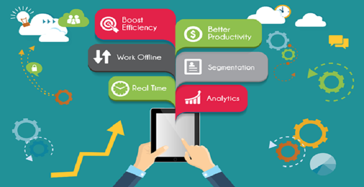 uses of social CRM