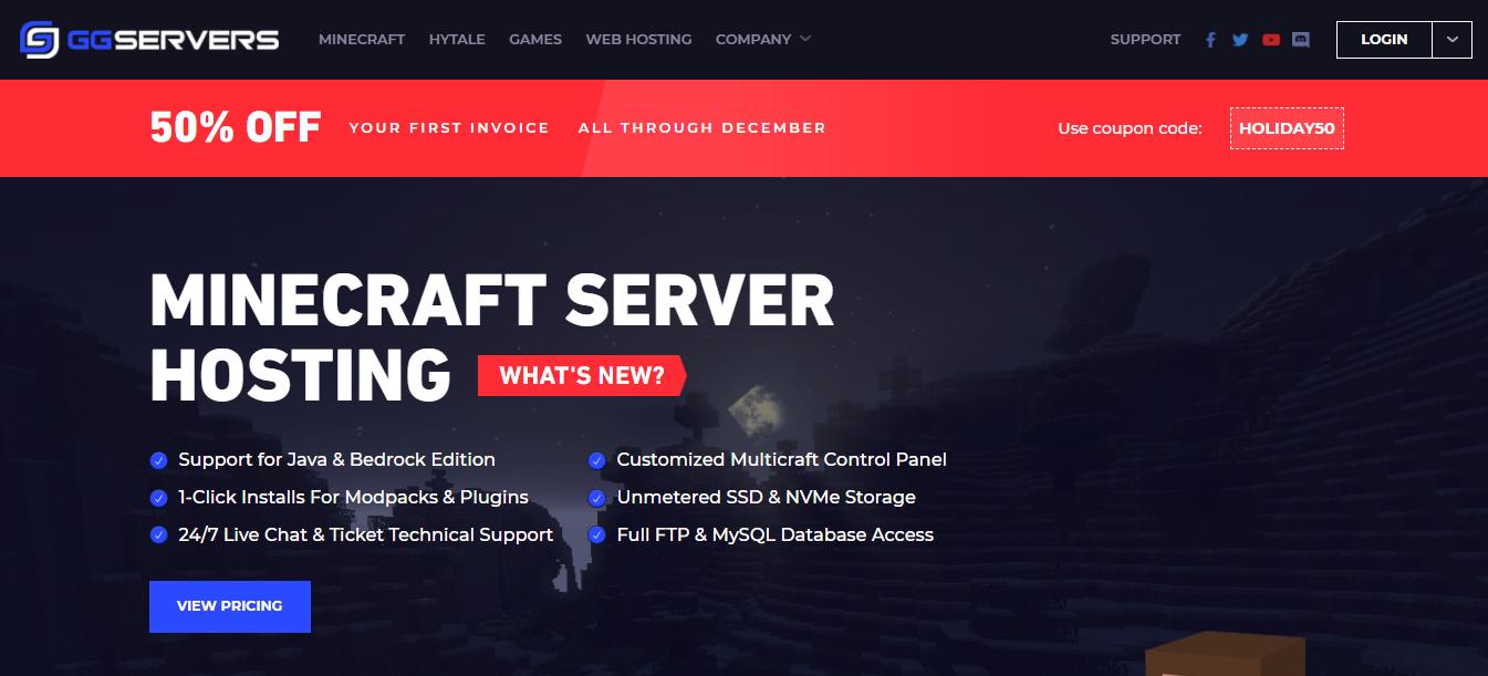 GG Servers